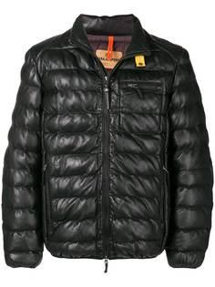 Parajumpers кожаная куртка