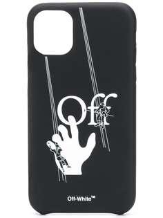 Off-White чехол для iPhone 11 с принтом