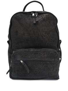 Giorgio Brato рюкзак с анималистичным принтом и круговой молнией
