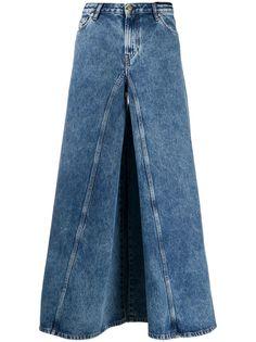 Diesel широкие джинсы D-Spritzz