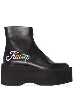 Natasha Zinko ботинки Kaif на платформе