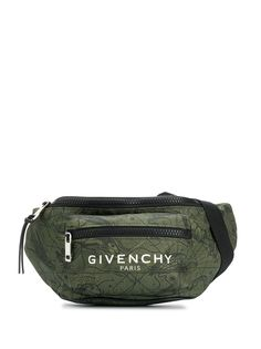 Givenchy поясная сумка с принтом Astral