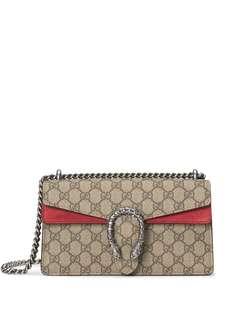 Gucci маленькая сумка на плечо Dionysus с узором GG Supreme