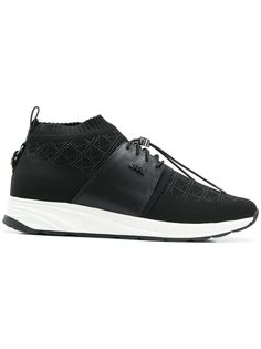 Karl Lagerfeld трикотажные кроссовки для бега Vektor