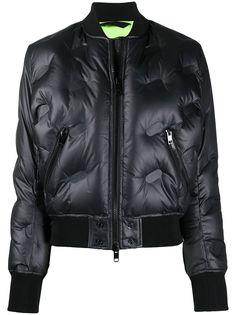 Diesel куртка-пуховик на молнии