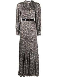 Michael Michael Kors платье макси с принтом пейсли