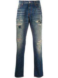 Just Cavalli прямые джинсы