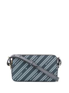 Givenchy каркасная сумка через плечо