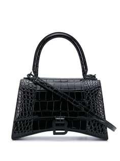 Balenciaga сумка-тоут Hourglass S с верхней ручкой