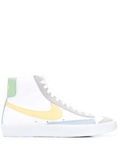 Nike высокие кеды Blazer Mid 77