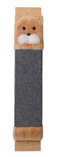 Когтеточка Каскад ковровая с пропиткой, 60 х 14 см