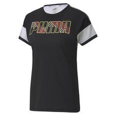 Футболка Feel It Mesh Logo Tee Puma