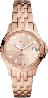 Женские часы в коллекции FB-01 Женские часы Fossil ES4748