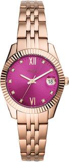 Женские часы в коллекции Scarlette Mini Женские часы Fossil ES4900