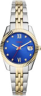 Женские часы в коллекции Scarlette Mini Женские часы Fossil ES4899