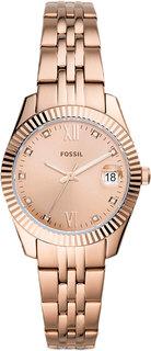 Женские часы в коллекции Scarlette Mini Женские часы Fossil ES4898