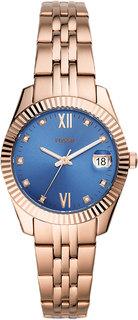 Женские часы в коллекции Scarlette Mini Женские часы Fossil ES4901