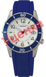 Японские женские часы в коллекции Dressy Женские часы Orient UNF0003W-ucenka