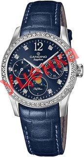 Швейцарские женские часы в коллекции Elegance Женские часы Candino C4684_2-ucenka