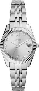 Женские часы в коллекции Scarlette Mini Женские часы Fossil ES4897