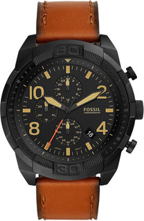 Мужские часы в коллекции Bronson Мужские часы Fossil FS5714