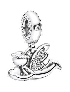 Серебряные кулоны, подвески, медальоны Кулоны, подвески, медальоны PANDORA 798484C01