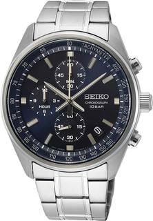Японские мужские часы в коллекции CS Dress Мужские часы Seiko SSB377P1