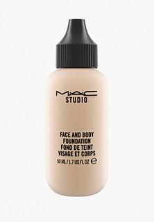 Тональное средство MAC для лица и тела Face And Body Foundation, C2, 50 мл