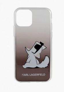 Чехол для iPhone Karl Lagerfeld TPU/PC collection Choupette Fun Hard