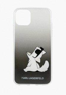 Чехол для iPhone Karl Lagerfeld TPU/PC collection Choupette Fun Hard