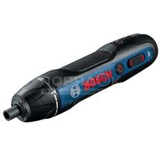 Отвертка аккумуляторная Bosch GO, 3.6 В, 1.5 Ач, 360 об/мин