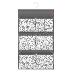Кофр для хранения CG-P8 с вешалкой, 36х60 см, серый