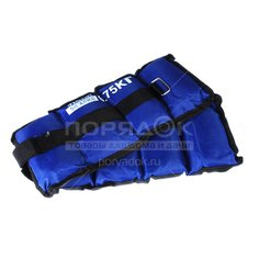 Набор утяжелителей для рук и ног Silapro 191-002, 1.5 кг, 2 шт