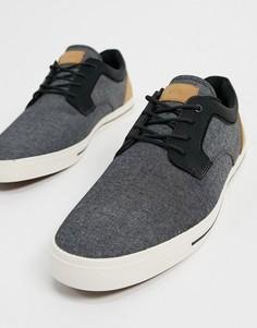 Черные кроссовки ALDO legeriwen-Черный