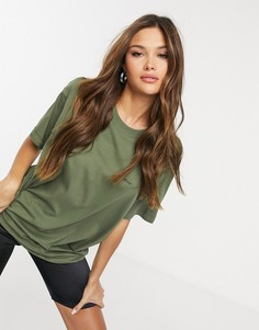 Oversize-футболка Night Addict-Зеленый