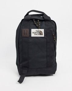 Черный рюкзак The North Face