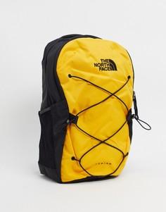Желтый рюкзак The North Face