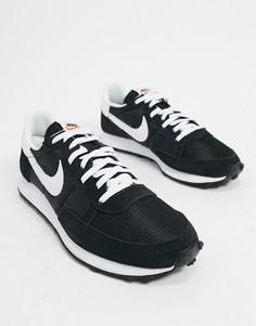 Черные кроссовки Nike Challenger OG-Черный