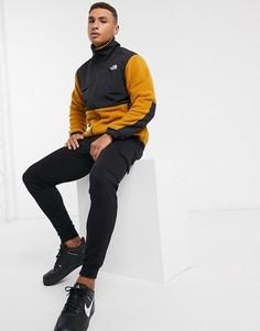Флисовая куртка коричневого цвета The North Face-Коричневый