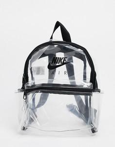 Прозрачный мини-рюкзак Nike Air-Очистить