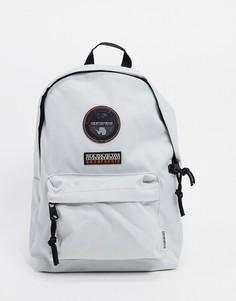 Серый маленький рюкзак Napapijri Voyage 2