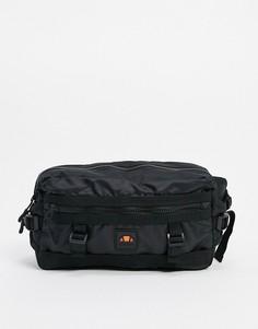 Черная сумка-кошелек на поясellesse Redon-Черный