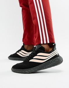 Черные кроссовки adidas Originals Sobakov BB7674-Черный
