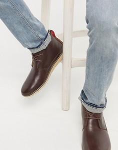 Непромокаемые ботинки чукка UGG-Коричневый цвет