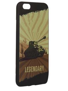 Чехол Krutoff для APPLE iPhone 6/6S Plus Blitz Legendary 3 10317