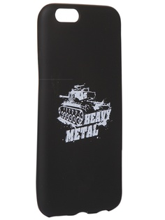 Чехол Krutoff для APPLE iPhone 6/6S Blitz Heavy Metal 1 10322
