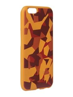 Чехол Krutoff для APPLE iPhone 6/6S Polygonal Military Colour 10330
