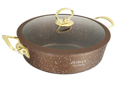 Сковорода Жаровня Zeidan 3.6L 26cm Z-50367