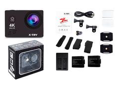 Экшн-камера X-TRY XTC168 Neo UltraHD 4K WiFi Maximal