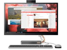 Моноблок Lenovo IdeaCentre A540-27ICB F0EK00AXRK (Intel Core i3-9100T 3.1 GHz/8192Mb/1000Gb + 128Gb SSD/Intel UHD Graphics/Wi-Fi/Bluetooth/Cam/27.0/2560x1440/Windows 10 Home 64-bit)